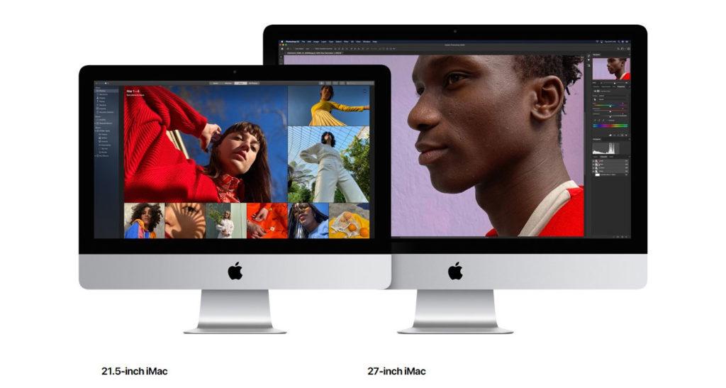 iMac 2020 mới ra mắt giá bao nhiêu tiền?