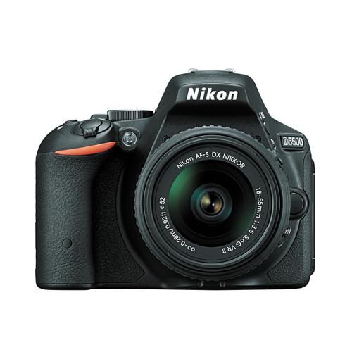 Nikon D5500 + Kit 18-55mm VRII