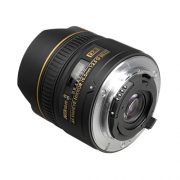 AF DX Fisheye Nikkor 10-5mm f2-8G ED-b