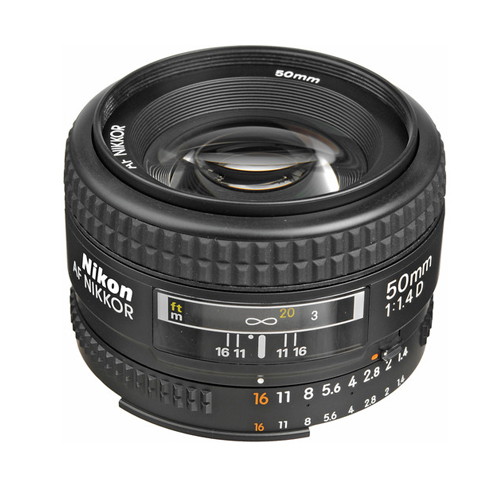 AF NIKKOR 50mm f-1-a