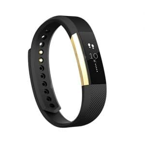 Fitbit Alta Gold Black