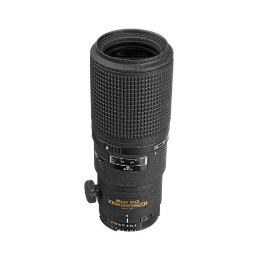 Nikon AF Micro-Nikkor 200mm f:4D IF-ED