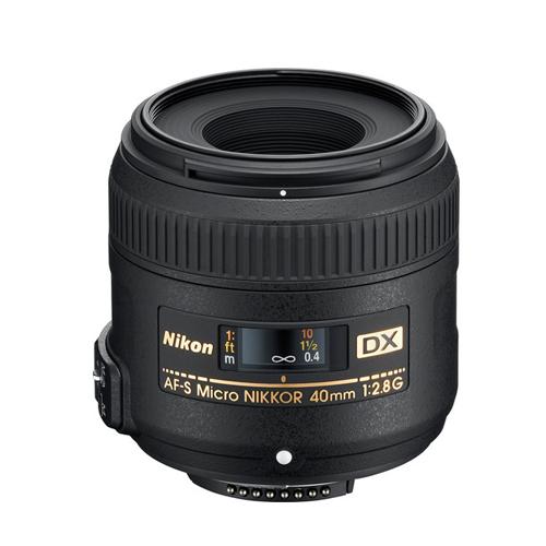 Nikon AF-S DX Micro-Nikkor 40mm f:2.8G
