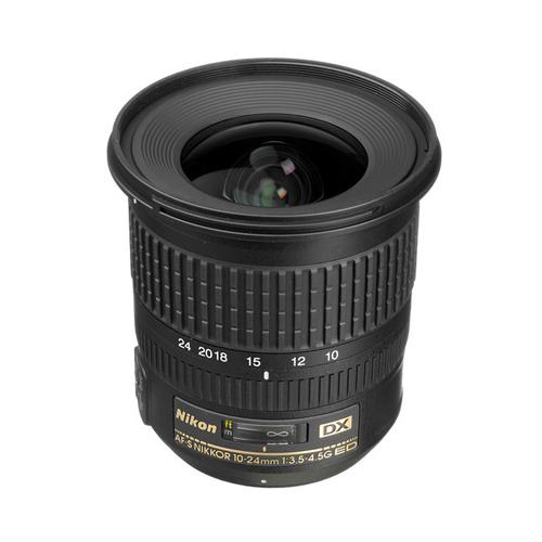 Nikon AF-S DX Nikkor 10-24mm f:3.5-4.5G ED