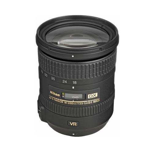 Nikon AF-S DX VR Zoom Nikkor 18-200mm f:3.5-5.6G IF