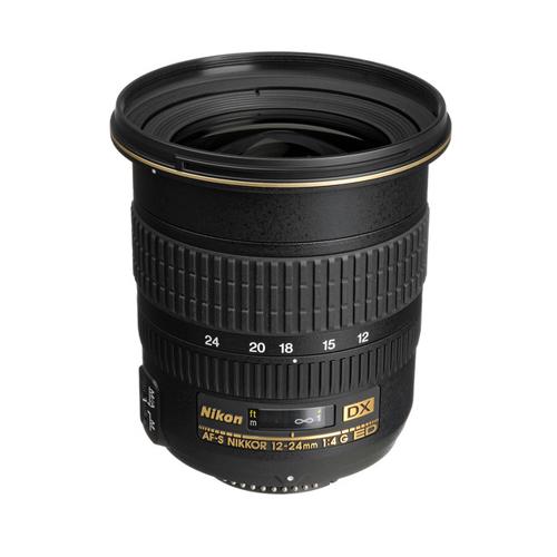 Nikon AF-S DX Zoom-Nikkor 12-24mm f:4G IF-ED