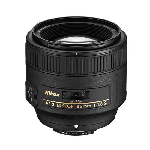 Nikon AF-S Nikkor 85mm f:1.8G