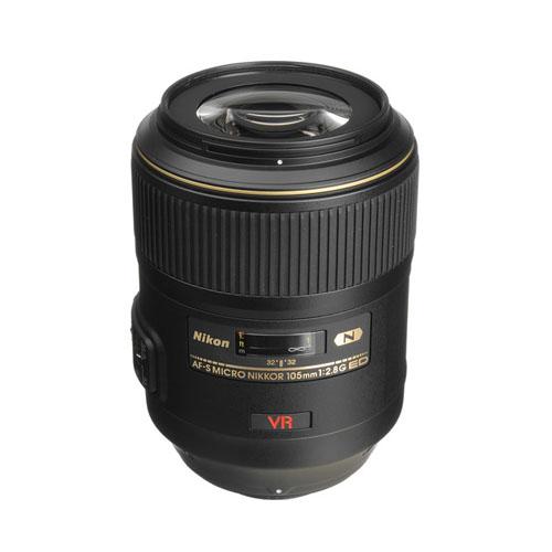 Nikon AF-S VR Micro-Nikkkor 105mm f:2.8G IF-ED