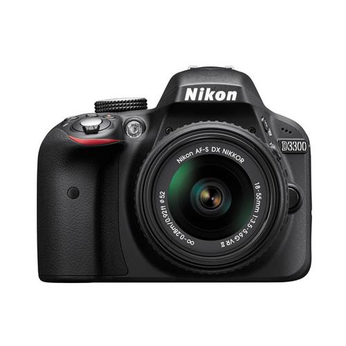Nikon D3300 + Kit 18-55mm VR