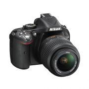 Nikon D5200 + Kit 18-55mm VR II-a
