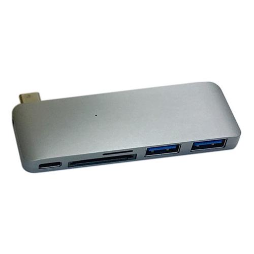 HyperDrive USB type C 5-in-1 Hub.