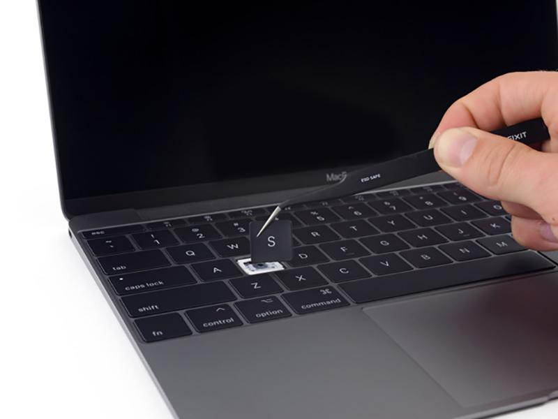 Bàn phím macbook pro 2017