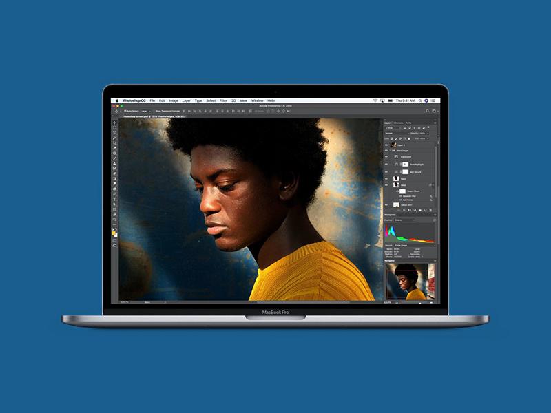 màn hình macbook pro 2018