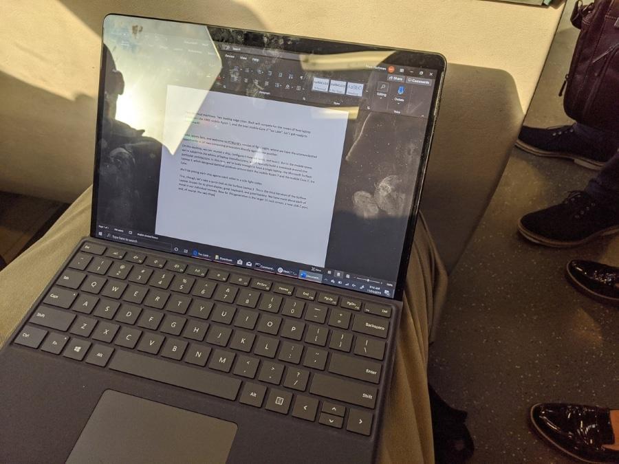 bán Surface Pro X