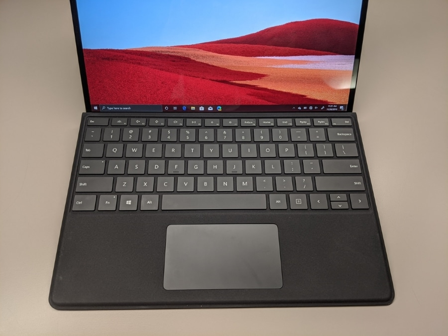 Surface Pro X cũ