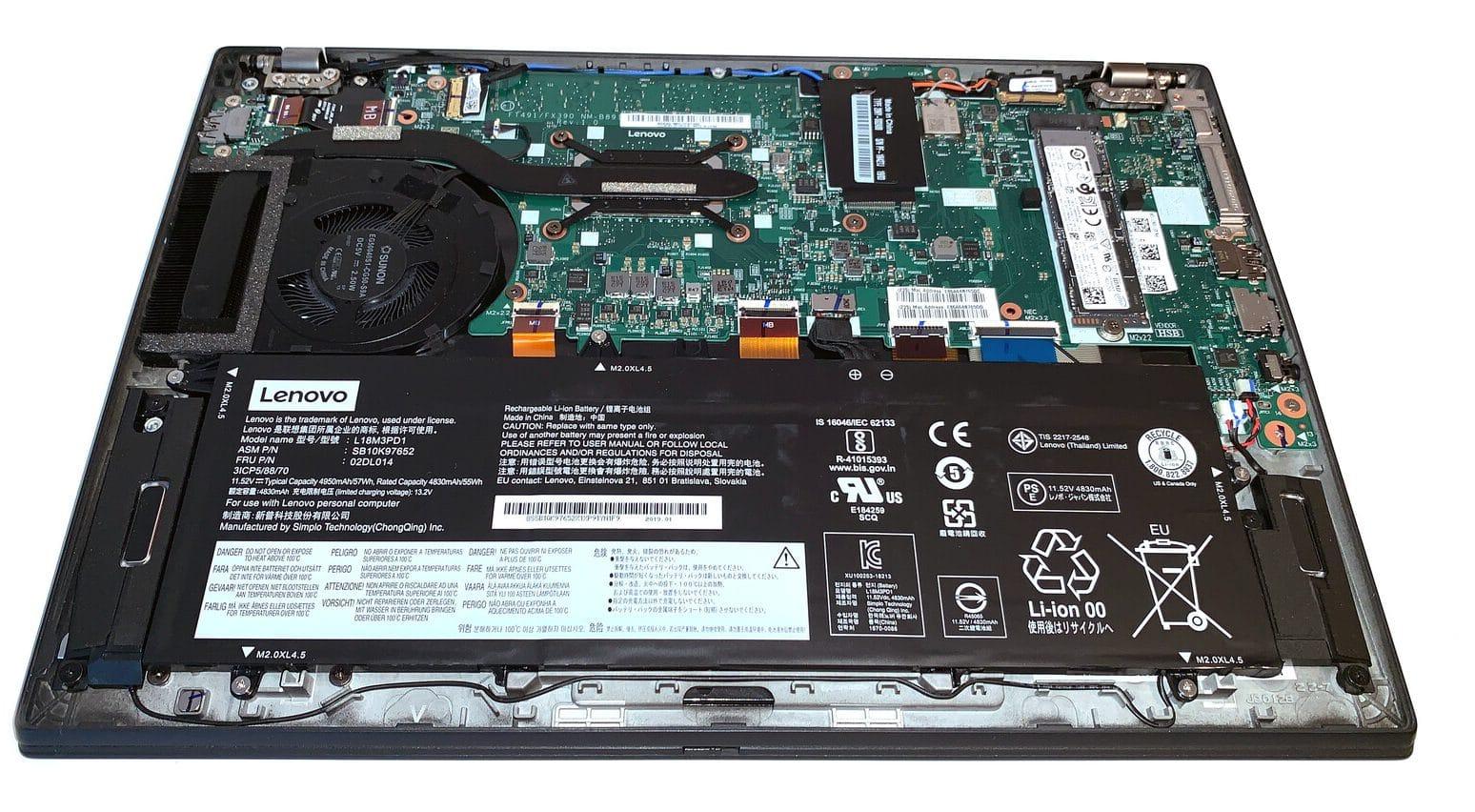 ThinkPad T490s i7