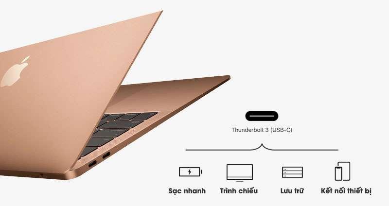 Thunderbolt 3 macbook air 2019