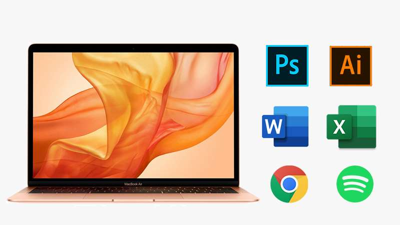 Laptop Apple MacBook Air 2019