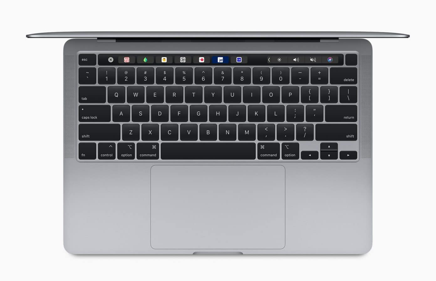 Touch ID macbook pro 2020