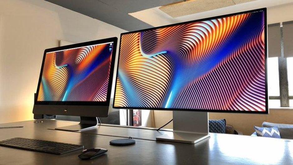 Màn hình cho máy Mac Pro ấn tượng của Apple