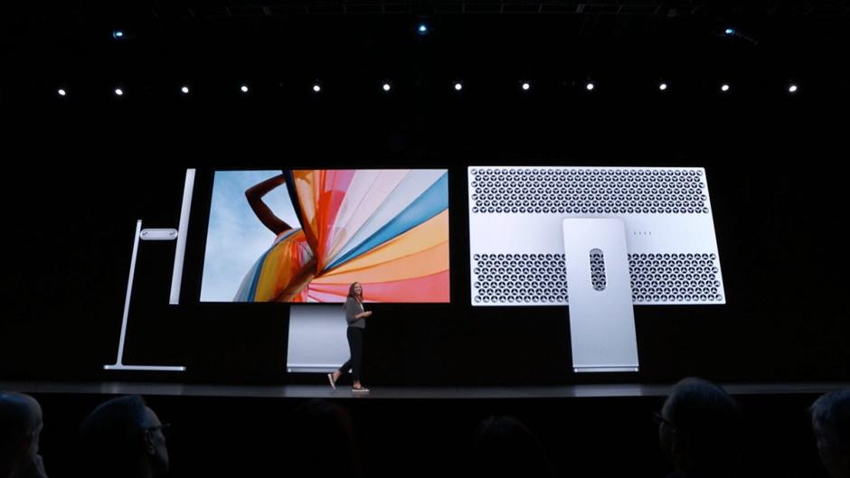Apple ra mắt màn hình 32in lớn nhất từ trước đến nay