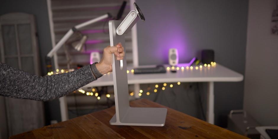 Chân đế Pro Display XDR có thiết kế chắc chắn