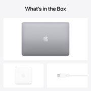 chuyen macbook pro gray 13 inch moi 2020
