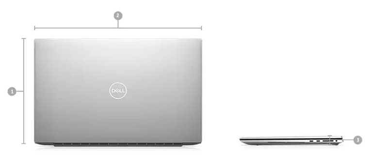 Dell XPS 17 9710 giá rẻ