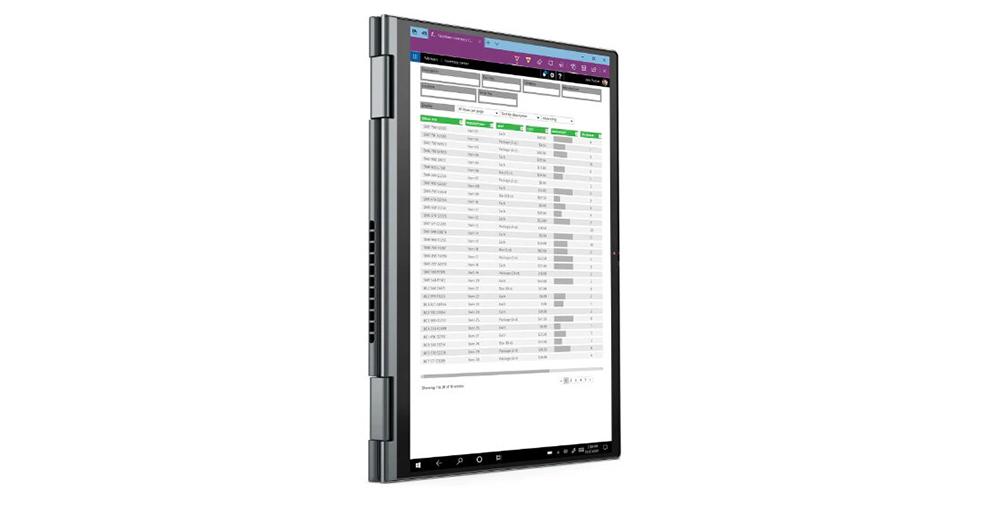 Thiết kế ThinkPad X1 Yoga Gen 6