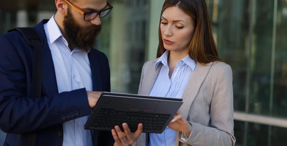 Review Laptop Lenovo Thinkpad Yoga Gen 5