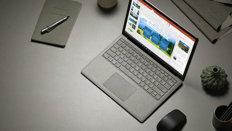 Surface laptop 1 cũ
